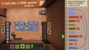 Human Resource Machine 8