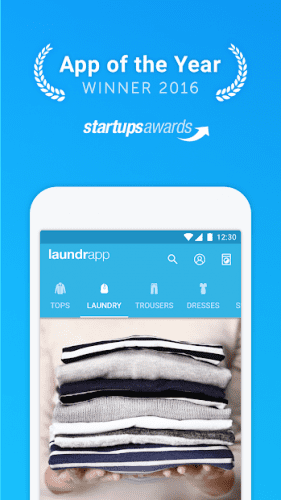 Laundrapp: Laundry & Dry Cleaning Delivery Service 0