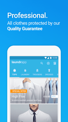 Laundrapp: Laundry & Dry Cleaning Delivery Service 1
